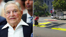 Conspiracy FACT: Soros-funded prosecutors let rioters go but declare not agreeing with Black Lives Matter to be a 'hate crime'