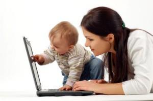 Мама-блоггер-1