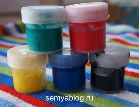 материалы для декупажа акриловые краски