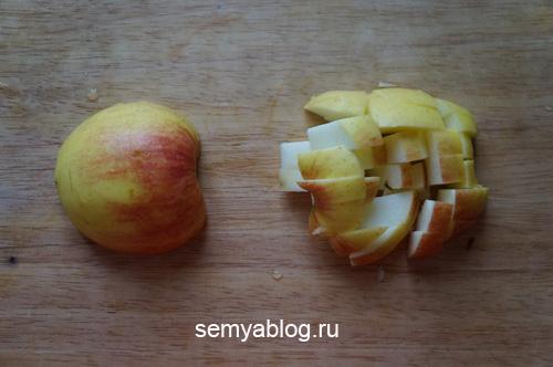 постный десерт1