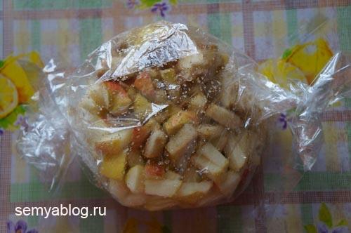 постный десерт3