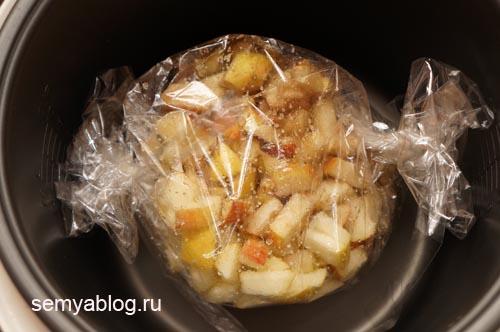 постный десерт4