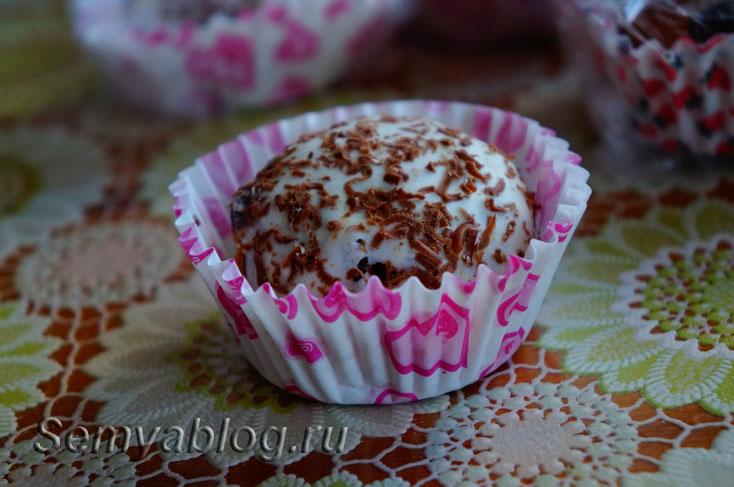 Рецепт пасхальных куличей в формочках для кексов