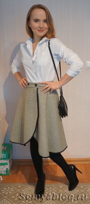 Базовый гардероб без брюк