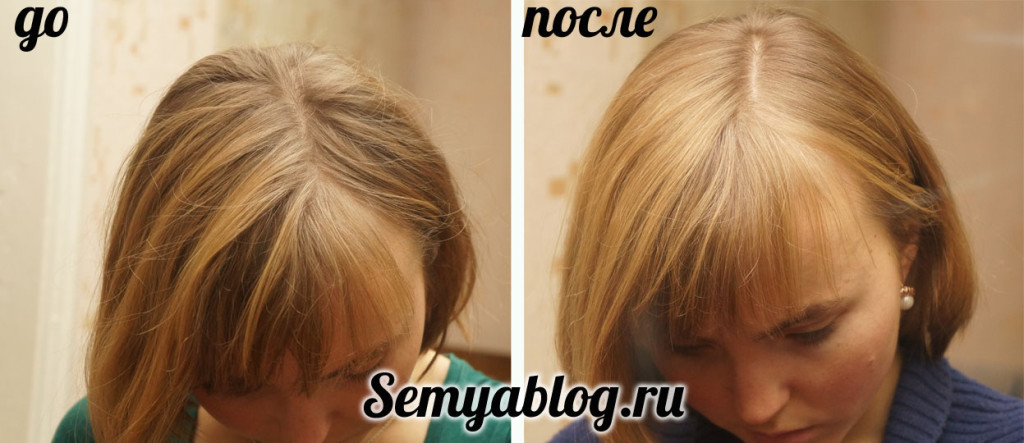сода для мытья волос