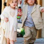 Двойняшки джоли и питта – Что известно о близнецах Ноксе и Вивьен Джоли-Питт