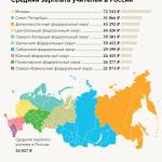 Зарплата преподавателей – сколько получает преподаватель в России