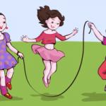 Игры со скакалками – Игры со скакалкой для физического развития детей