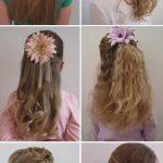 Легкие прически для девочек с длинными волосами – Ой!